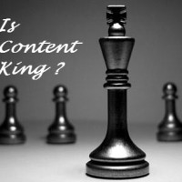 Is Content really King?
